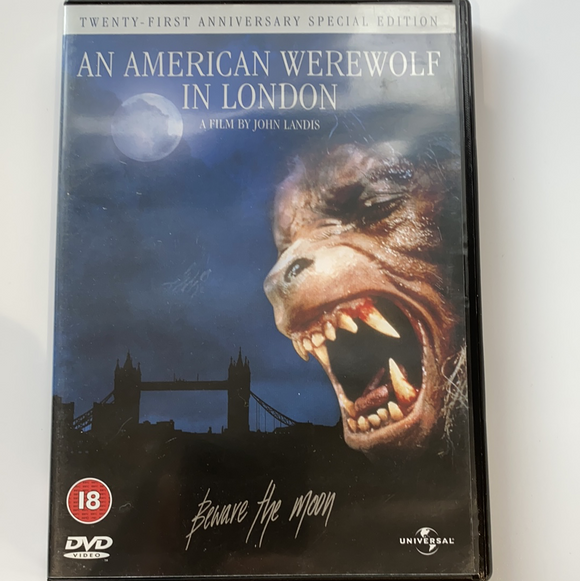 An American Werewolf in London PREOWNED DVD