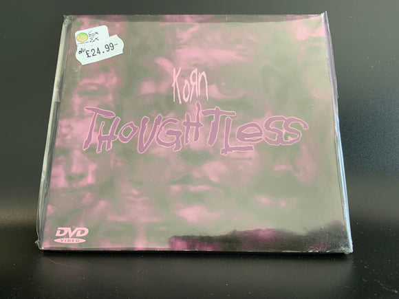 Korn: Thoughtless