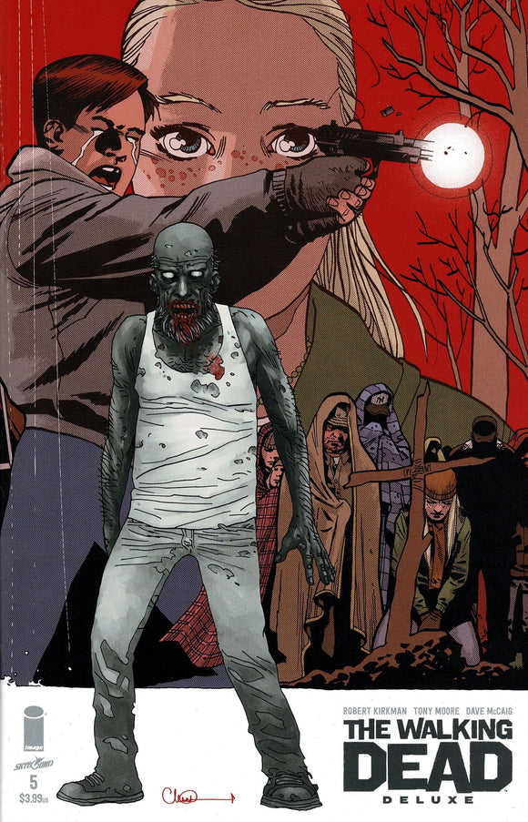 The Walking Dead Deluxe #5