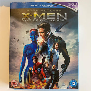 X-Men: Days Of Future Past (2014) PREOWNED BLU-RAY