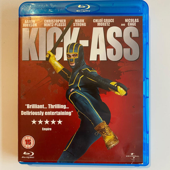 Kick-Ass (2010) PREOWNED BLU-RAY