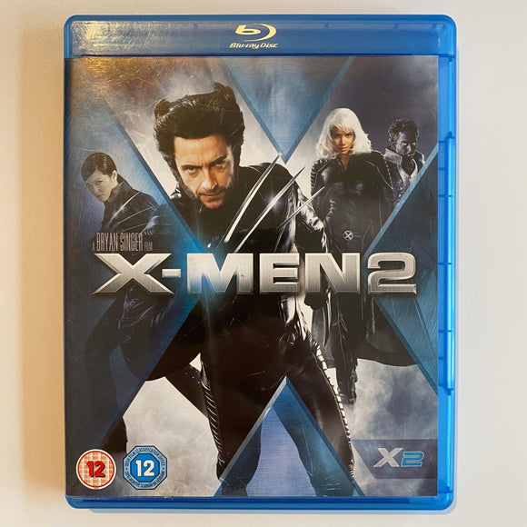 X-Men 2 (2003) PREOWNED BLU-RAY