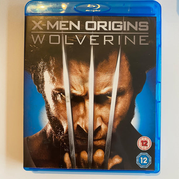 X-Men Origins: Wolverine (2009) PREOWNED BLU-RAY