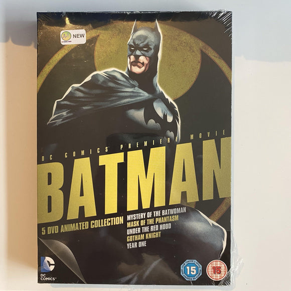 Batman: Animated Box Set NEW & SEALED DVD
