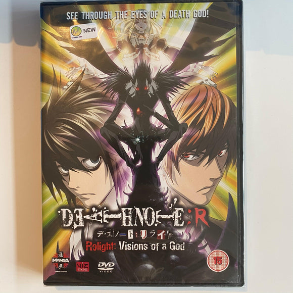 Death Note: Relight Vol. 1 NEW & SEALED DVD