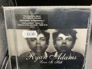 Ryan Adams: Love Is Hell