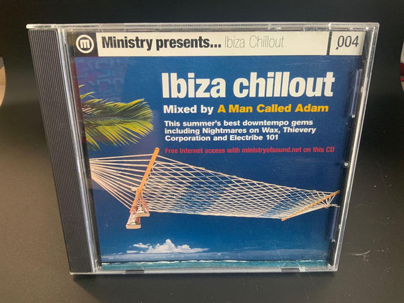A Man Called Adam: Ministry Presents... Ibiza Chillout