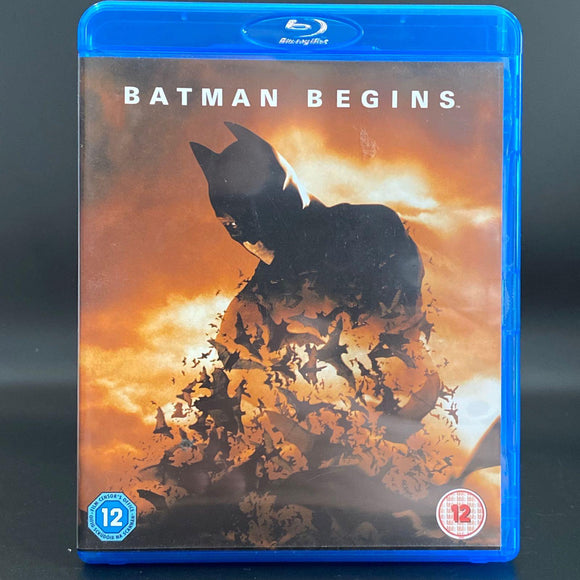 Batman Begins (2005) PREOWNED BLU-RAY