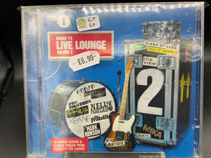 Various: Radio 1's Live Lounge: Volume 2