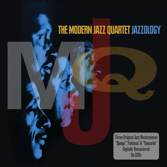 Modern Jazz Quartet: JAZZOLOGY NEW CD