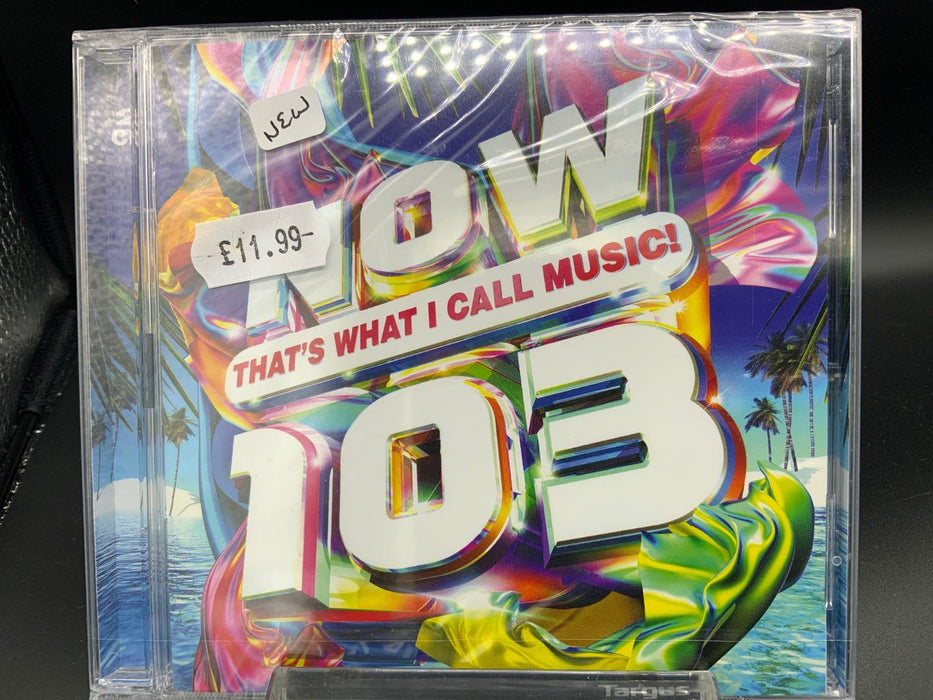 Various: Now That's What I Call Music 103