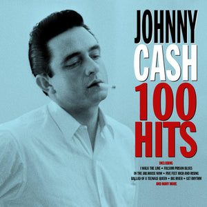 JOHNNY CASH: 100 HITS NEW CD