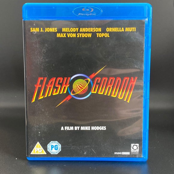 Flash Gordon (1980) PREOWNED BLU-RAY