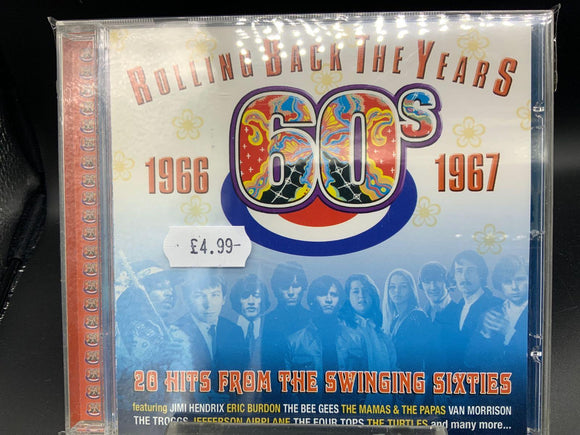 Various: Rolling Back The Years 60s: 1966 1967