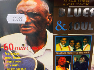 Various: Blues & Soul