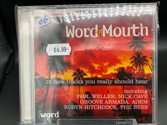 Various: Word Of Mouth