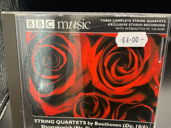 Various: String Quartets