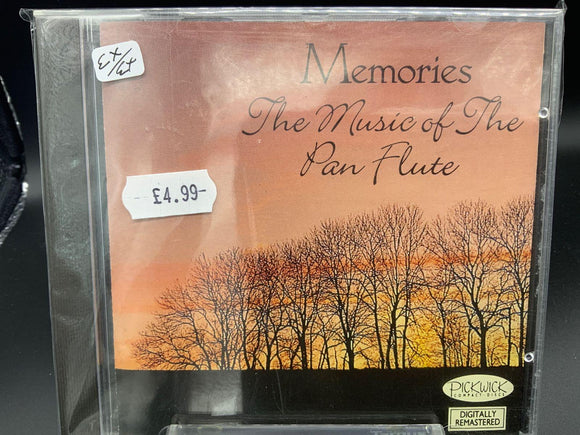 Various: Memories: The Music Of The Pan Flute