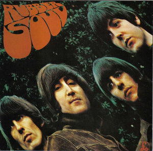 The Beatles: Rubber Soul 2012 UK 180g vinyl stereo LP SEALED / NEW