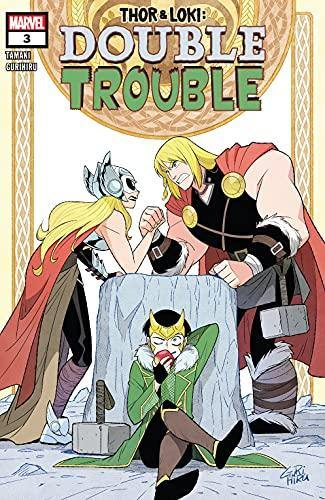 Thor and Loki: Double Trouble #3