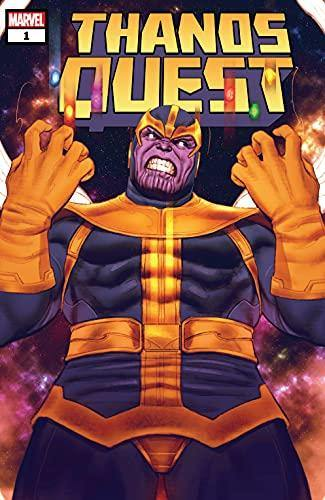 Thanos Quest: Marvel Tales #1