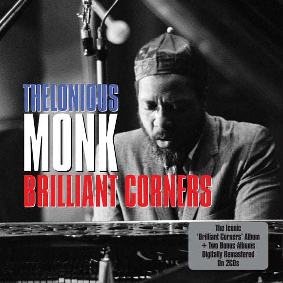Thelonious Monk: BRILLIANT CORNERS NEW CD