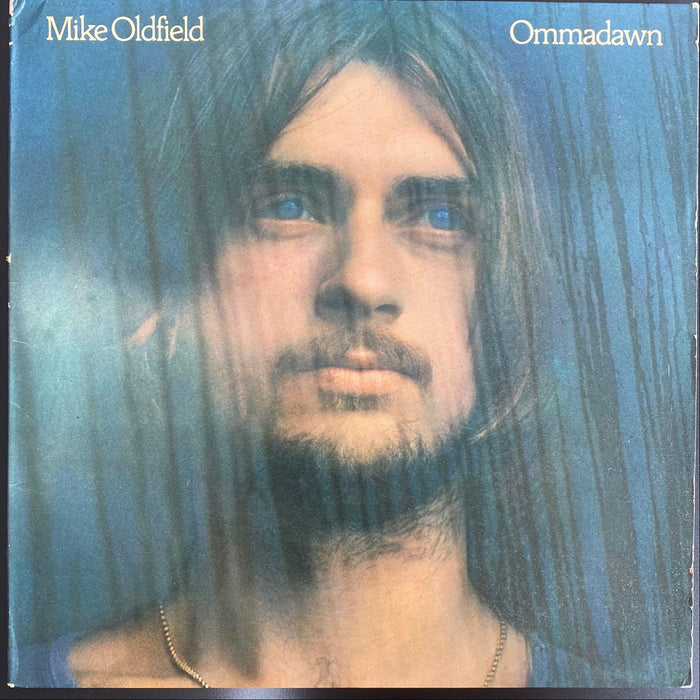 Mike Oldfield - Ommadon side 1 heavily marked  G+/VG