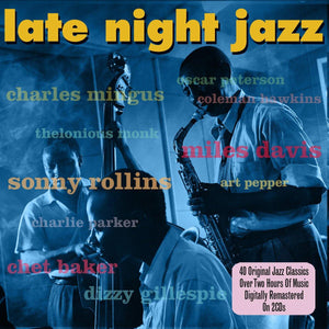 Various Artists: LATE NIGHT JAZZ NEW CD
