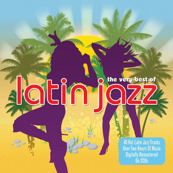 Various Artists: VERY BEST OF LATIN JAZZ NEW CD