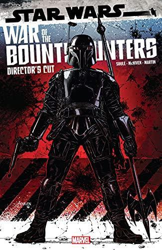 Star Wars: War of the Bounty Hunters Alpha #1 Directors Cut