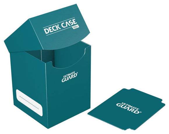 ultimate guard deck box petrol blue