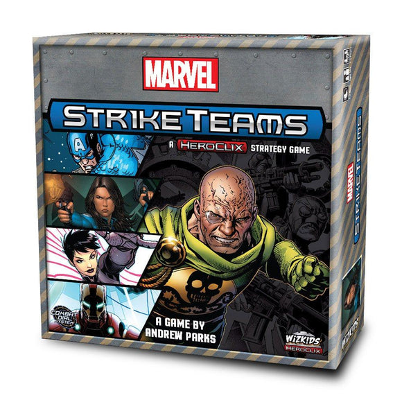 heroclix marvel strike team