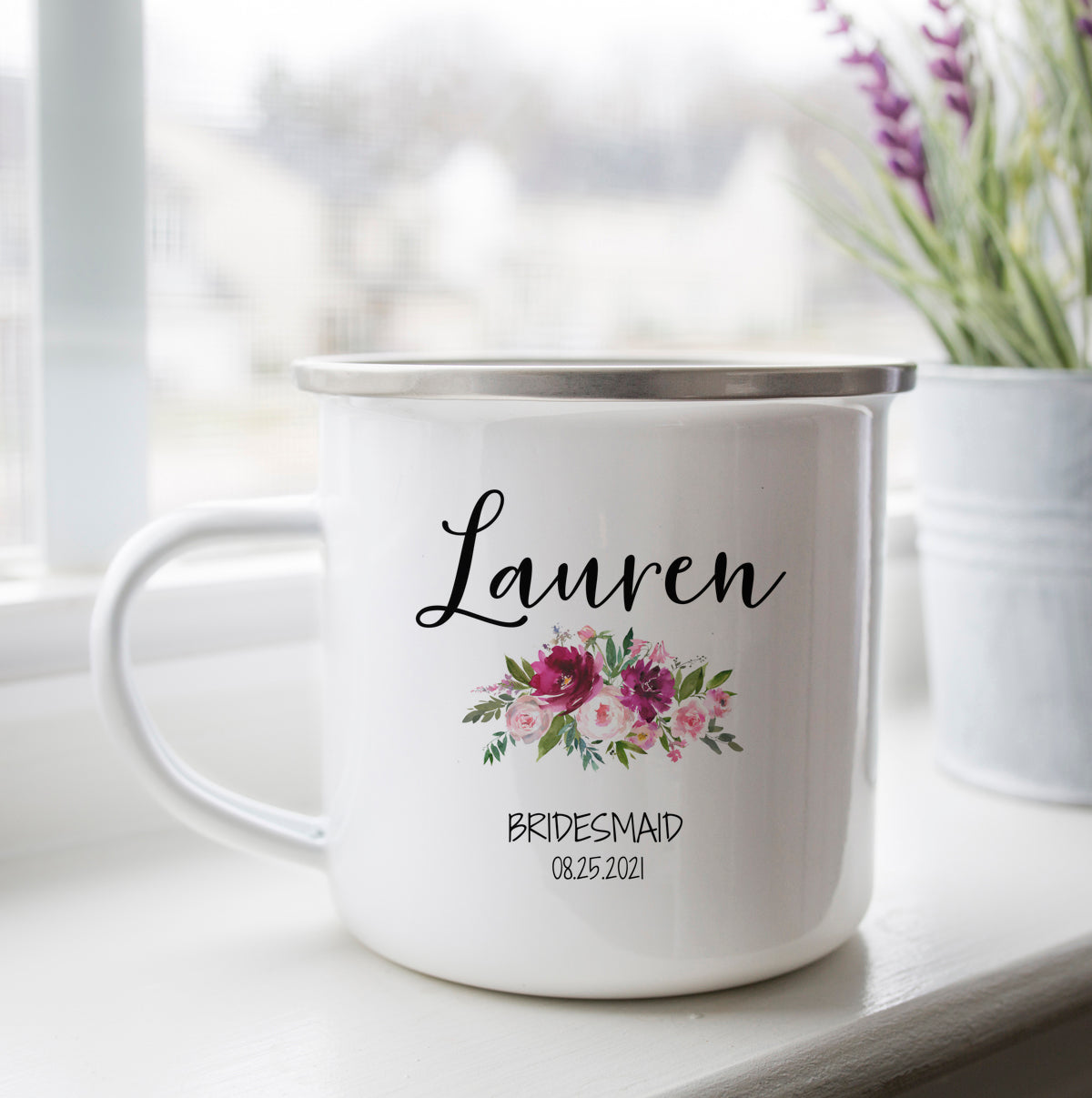 Bridesmaid Camp Cup
