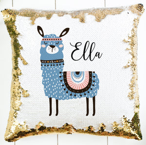 Personalized Llama Pillow
