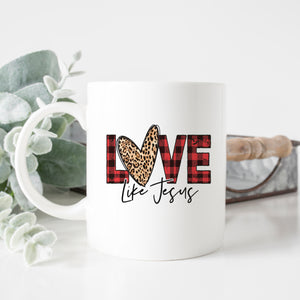 Love Like Jesus Mug
