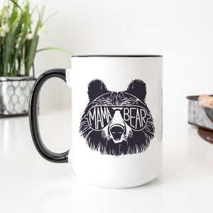 Sunglasses Mama Bear Mug