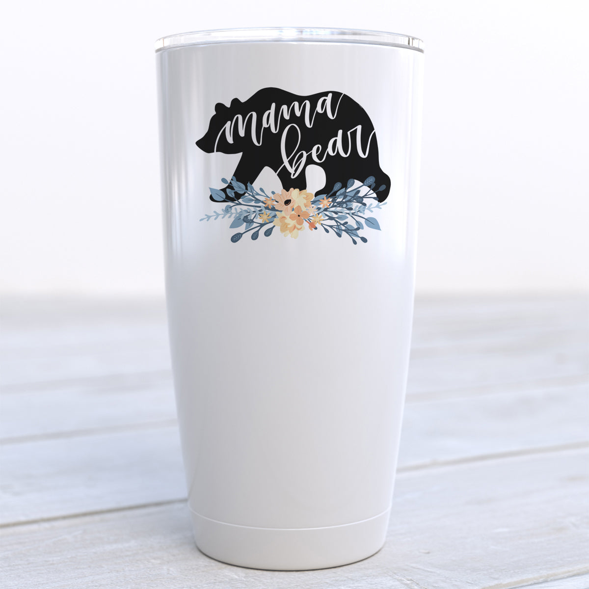 Mama Bear Travel Cup