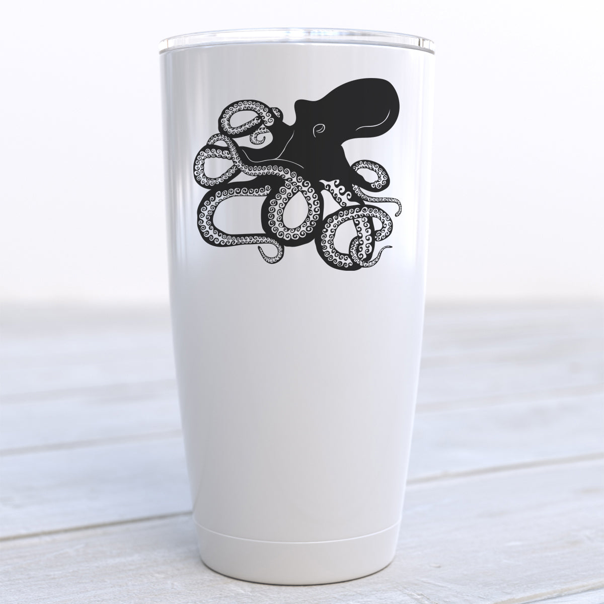 Octopus Travel Cup