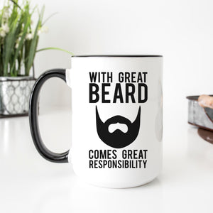 With Great Beard Mug