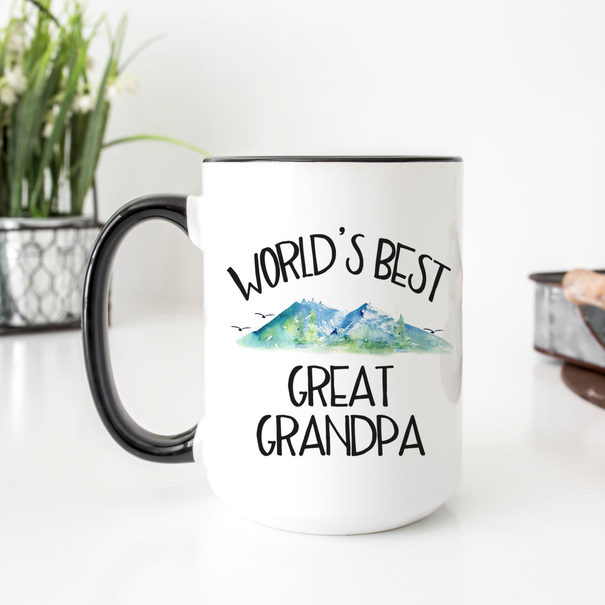 World's Best Great Grandpa Mug