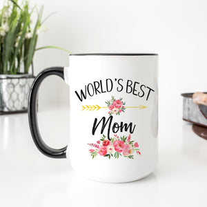 World's Best Mom Mug