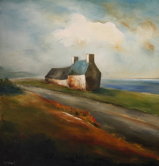 A Under a Broken Sky - Limited Edition Print - Padraig McCaul