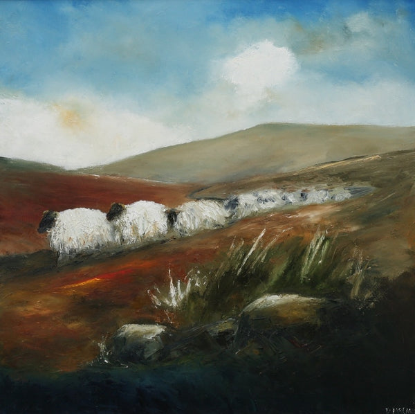 Are we there yet - Limited Edition Print - Padraig McCaul