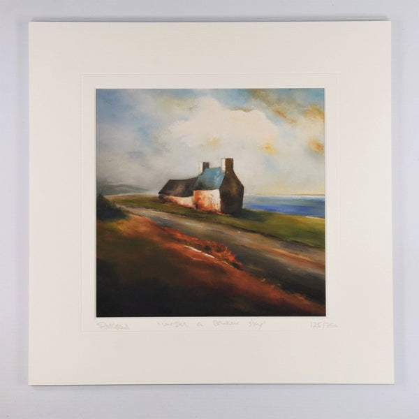 Limited Edition Print with mounting board - Padraig McCaul