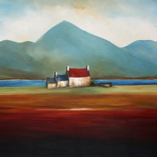 The Farmhouse - Limited Edition Print - Padraig McCaul