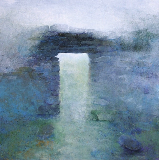 Through the Doorway, Sherkin - Fine Art Giclée Print – Jo Ashby