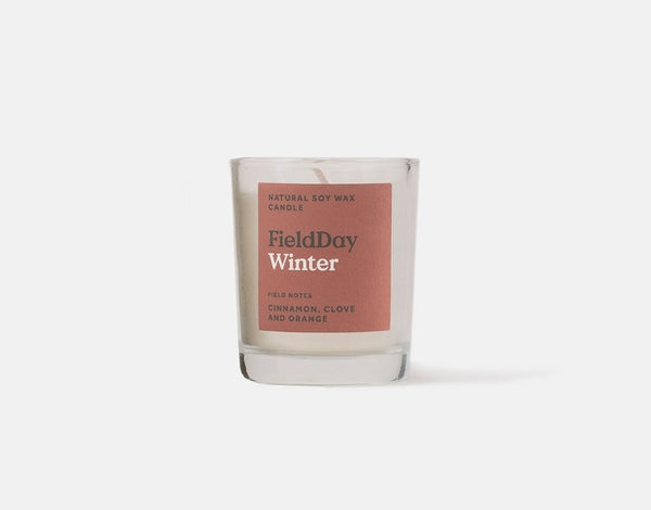 Winter Small Candle – Field Day