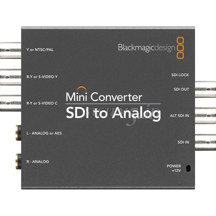 BlackmagicDesign CONVMASA Mini Converter SDI to Analog