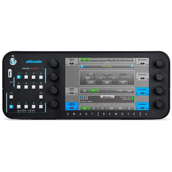 BlackmagicDesign ULTMSMTREM4 Ultimatte Smart Remote 4