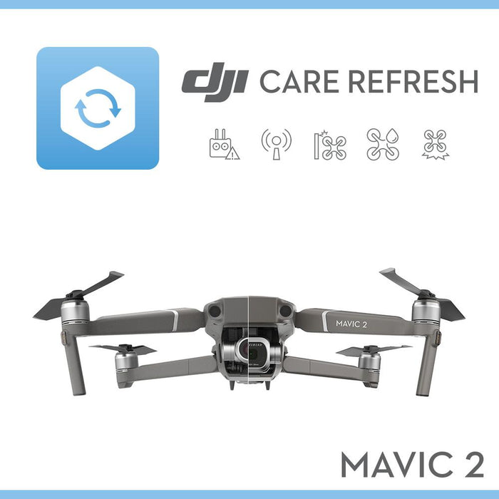 DJI Care Refresh(Mavic 2)カード